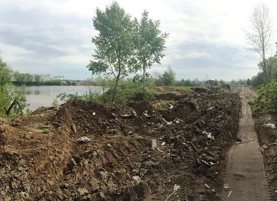 Росприроднадзор выявил многочисленные факты загрязнения почвы вБурнаковской низине Нижнего Новгорода