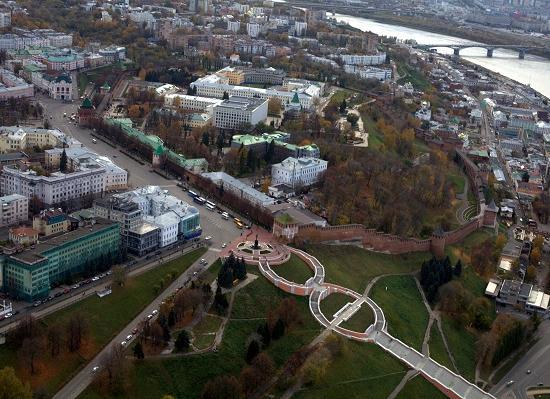 Практически  3млнруб. выделено наремонт кровли 5-ти  башен нижегородского кремля