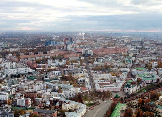 Доходы ирасходы бюджета Нижнего Новгорода увеличатся на1,089 млрд рублей
