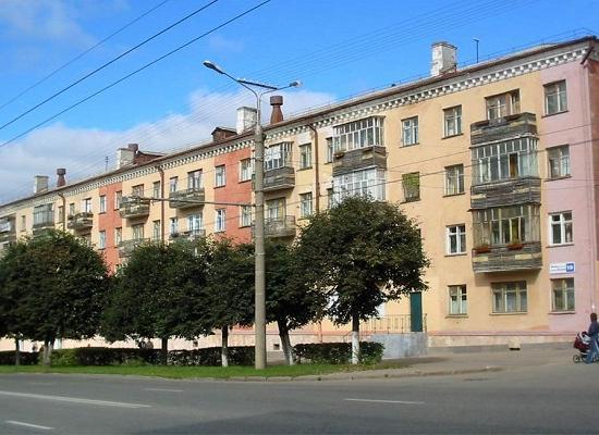 Аварийный дом напроспекте Ленина починят за22 млн руб.