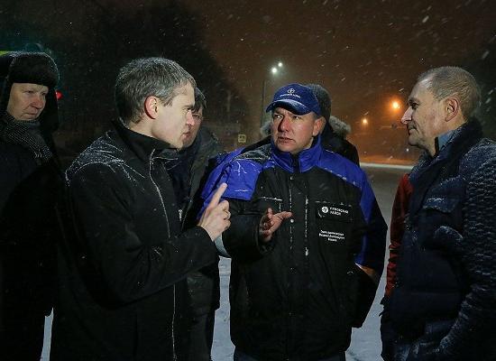 Первые матчи настадионе «Нижний Новгород» пройдут весной