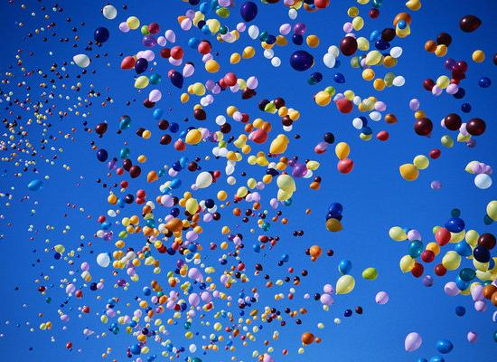 Вчесть приближающегося 800-летия Нижнего Новгорода внебо запустят 800 шаров