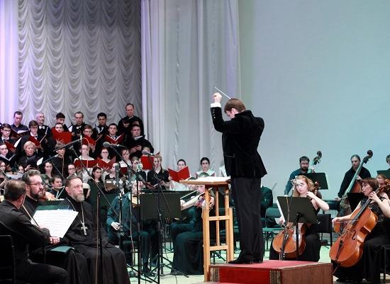 «Чернобыльская литургия» прозвучала в кремлевском концертном зале Нижнего Новгорода