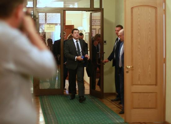 Никитин хочет вернуть вНижнем Новгороде одноглавую систему управления