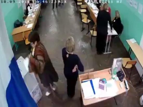 ВНижнем Новгороде возбудили дело пофакту вброса бюллетеней