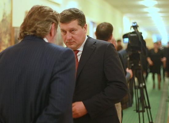 Председателем Законодательного собрания Нижегородской области будет Евгений Лебедев