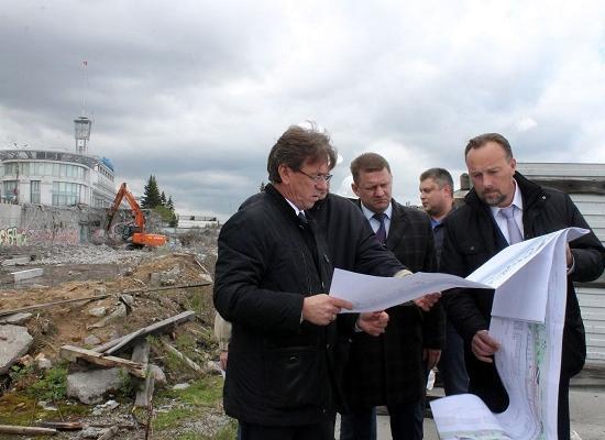 Благоустройство Нижневолжской набережной обойдется неменее чем в400 млн. руб.