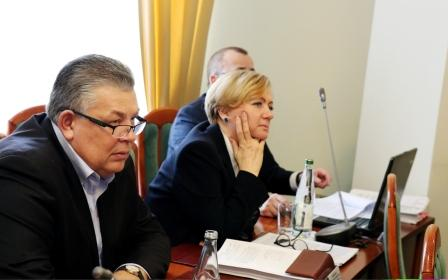 Уполномоченный губернатора вЗаксобрании Ольга Носкова перешла надолжность советника руководителя региона