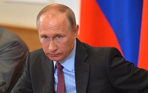 Путин сократил Улюкаева сдолжности министра
