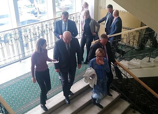 Путин принял отставку губернатора Нижегородской области Шанцева