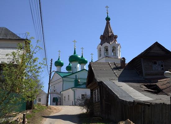 Директора школ Нижегородского района проведут совещание в монастыре