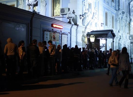 Арт-площадки пользовались ажиотажным спросом в Ночь музеев в Нижнем Новгороде