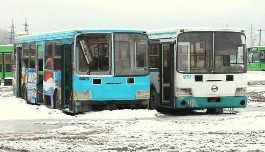Нижегородские власти проведут конкурс назакупку автобусов повторно
