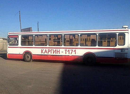 Проезд польготным транспортным картам вТ-171 невозможен