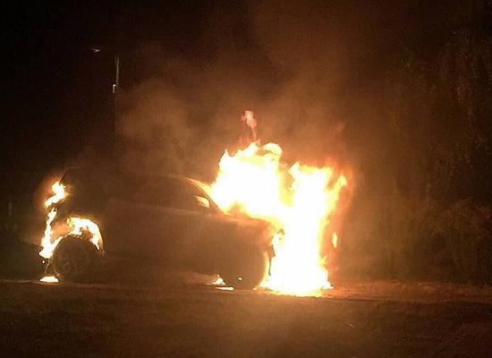 Неизвестные подожгли авто и.о. главы Канавинского района