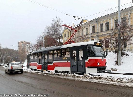 Производство экономичных трамваев откроется вНижнем Новгороде