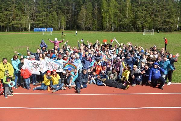 «Игры победителей» для детей, перенесших рак, прошли в Нижнем Новгороде