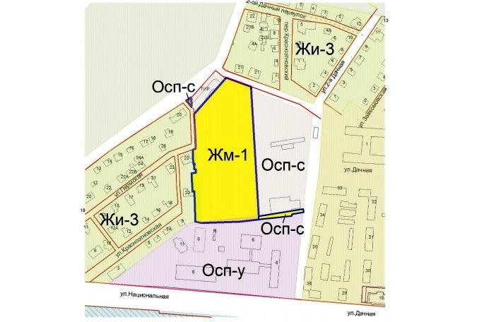 Стадион «Красная этна» планируется отдать под малоэтажную застройку