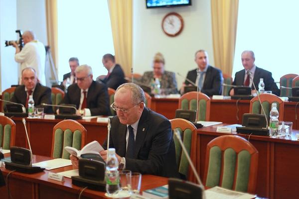 Первое совещание Заксобрания Нижегородской области назначено на11октября