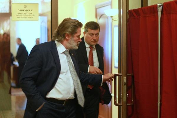 Первое совещание Заксобрания Нижегородской областиVI созыва назначено на11октября