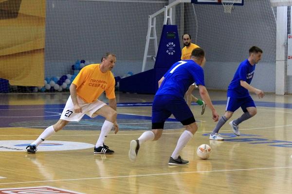 Футбольный турнир сВИЧ-позитивными прошел вНижнем Новгороде