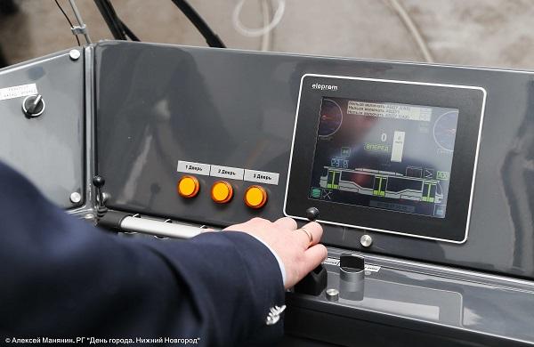 ВНижнем Новгороде наладят серийное производство обновленных трамвайных вагонов