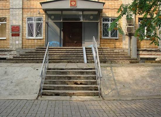 Отделы полиции недоступны инвалидам-колясочникам в Нижнем Новгороде
