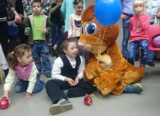 Праздник «Цветик-семицветик» для детей с инвалидностью организовали активные блогеры в Нижнем Новгороде