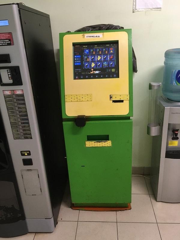 Терминалы игровых автоматов игровой автомат дома